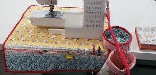Free Sewing Machine Mat Pattern