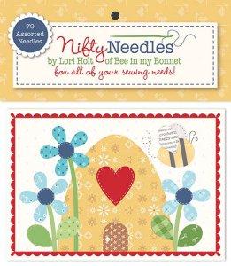 Lori Holt 70 Assorted Needles