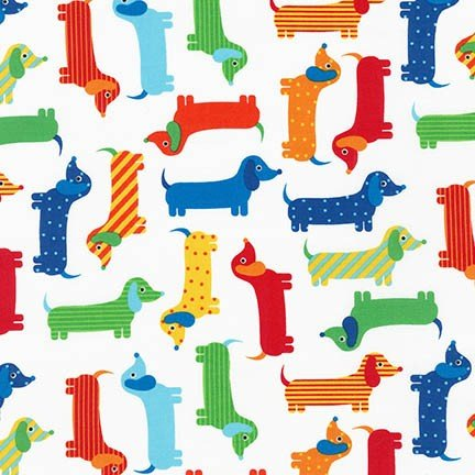 URBAN ZOOLOGIE PRIMARY DOGS - AAK-15736-204
