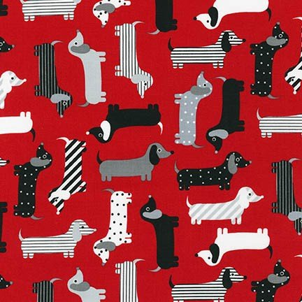 URBAN ZOOLOGIE RED DOGS - AAK-15736-3