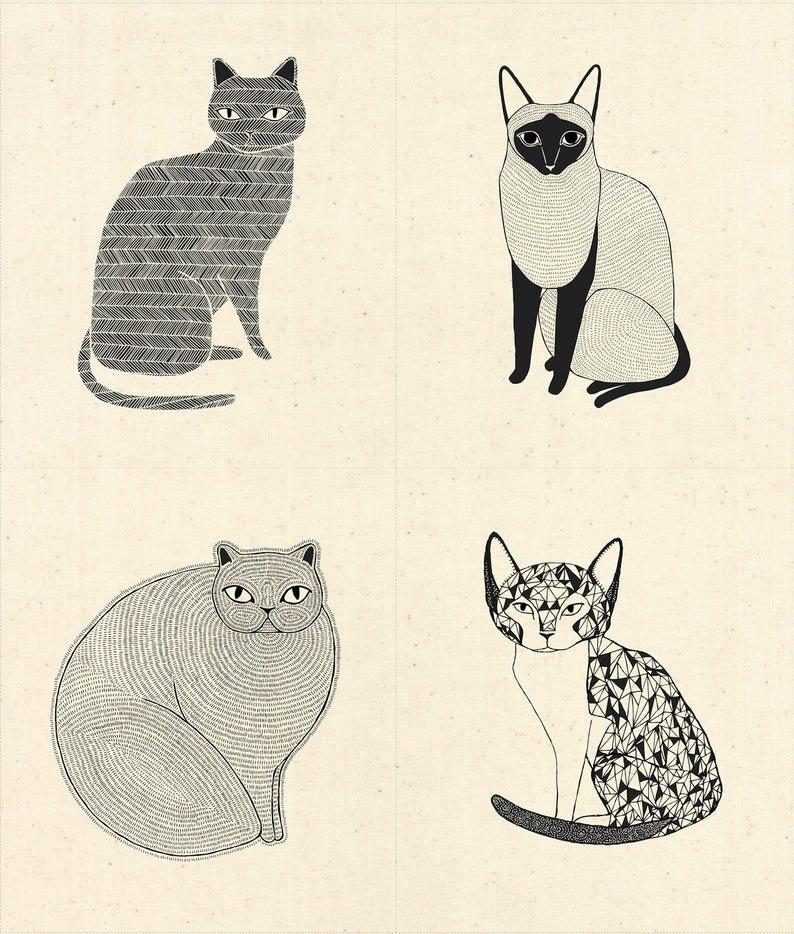 CATNIP CAT PANEL