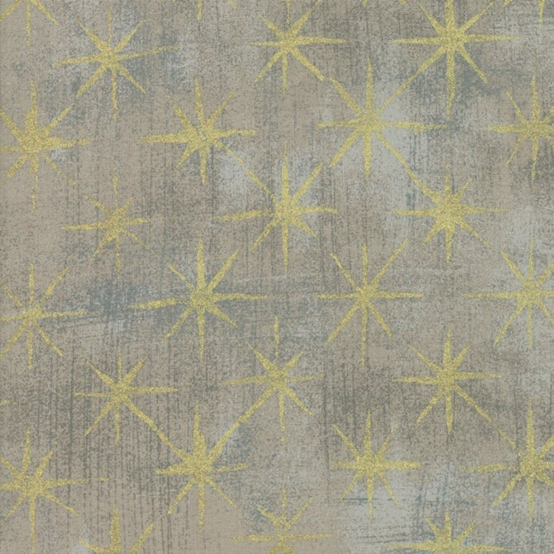 GRUNGE SEEING STARS GRAY COUTURE