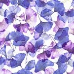 GRACEFUL GARDEN VIOLET/GOLD