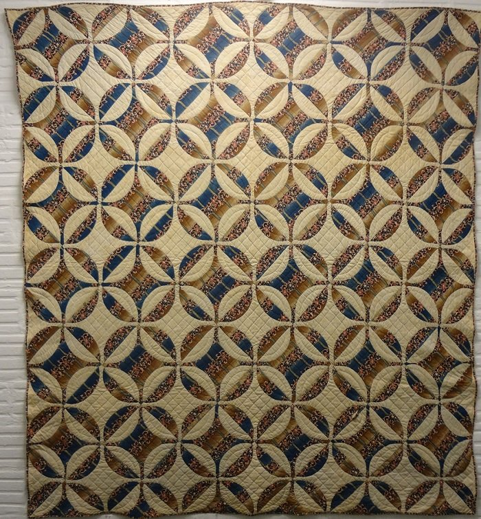 REEL ANTIQUE QUILT