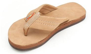 Rainbow Youth Premier Leather Thick Strap - Sierra