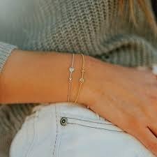 Pura Vida Arrow Chain Bracelet - Gold