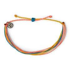 *Pura Vida Bright Original Bracelet - Festival