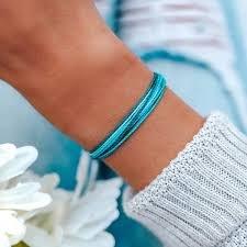 Pura Vida Charity Bracelet - Save The Dolphins