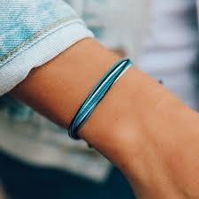 Pura Vida Charity Bracelets - Never Ever Give Up
