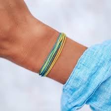 *Pura Vida Charity Bracelets - Water
