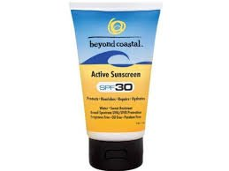 Beyond Coastal Active Sunscreen SPF30