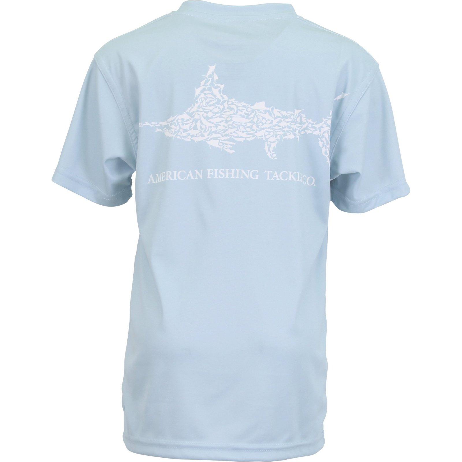 Jigfish S/S  Performance Shirt
