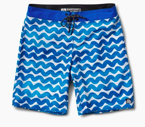 Coast Board Short - Blue