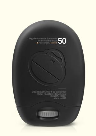 *Sun Bum Signature SPF 50 Tinted Sunscreen Face Stick