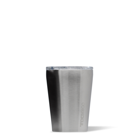 Corkcicle 12 oz. Tumbler- Steel