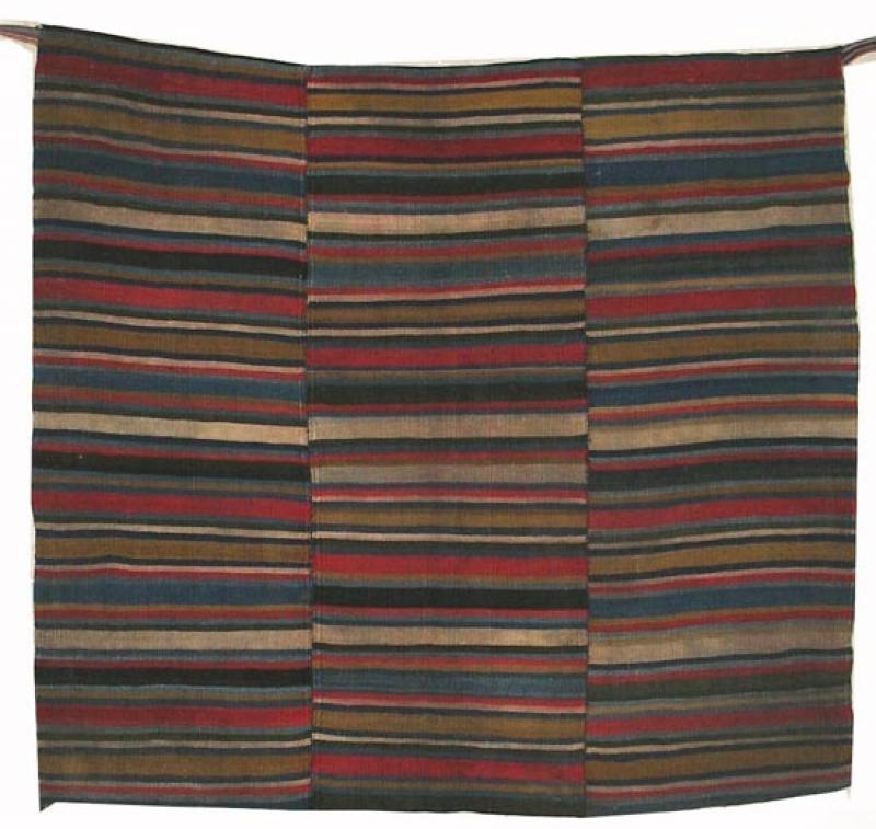 TIBETAN WOOL APRON 4 different stripe patterns available
