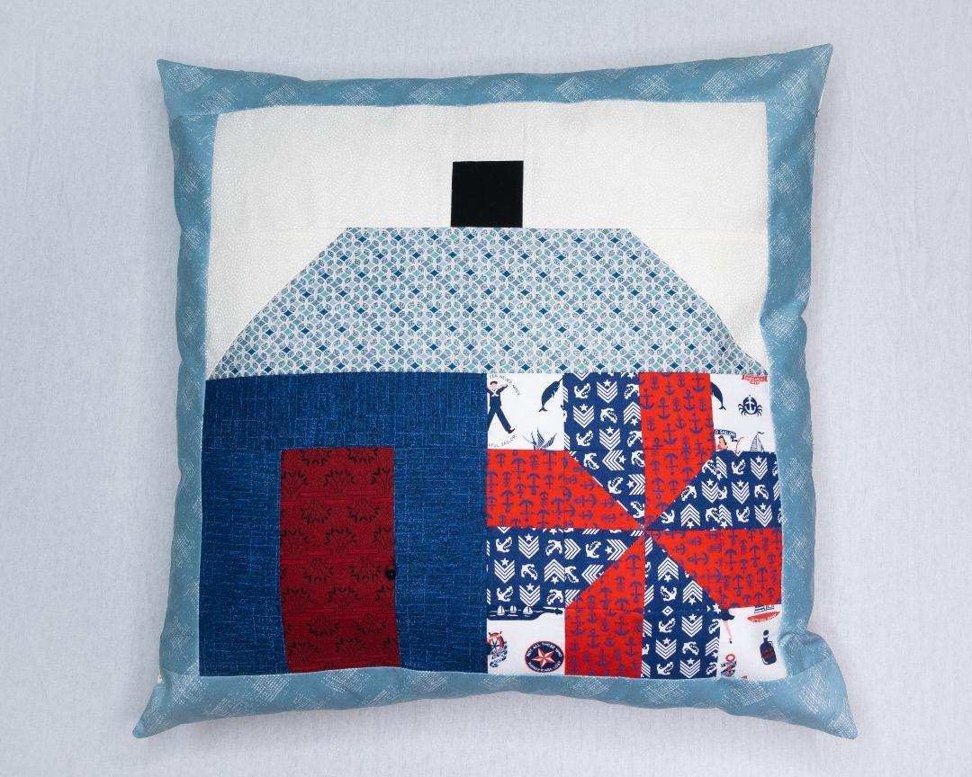 Ships Ahoy Pillow Kit