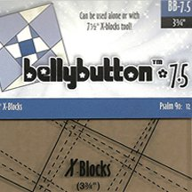 7 1/2 X-Block BellyButton