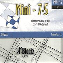 7 1/2 X-Block Mini