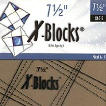 7 1/2 X-Block