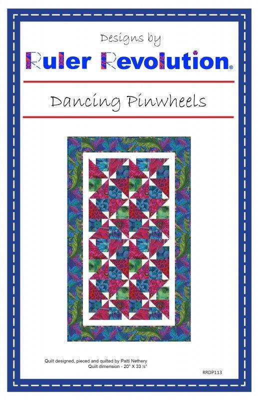 Dancing Pinwheels