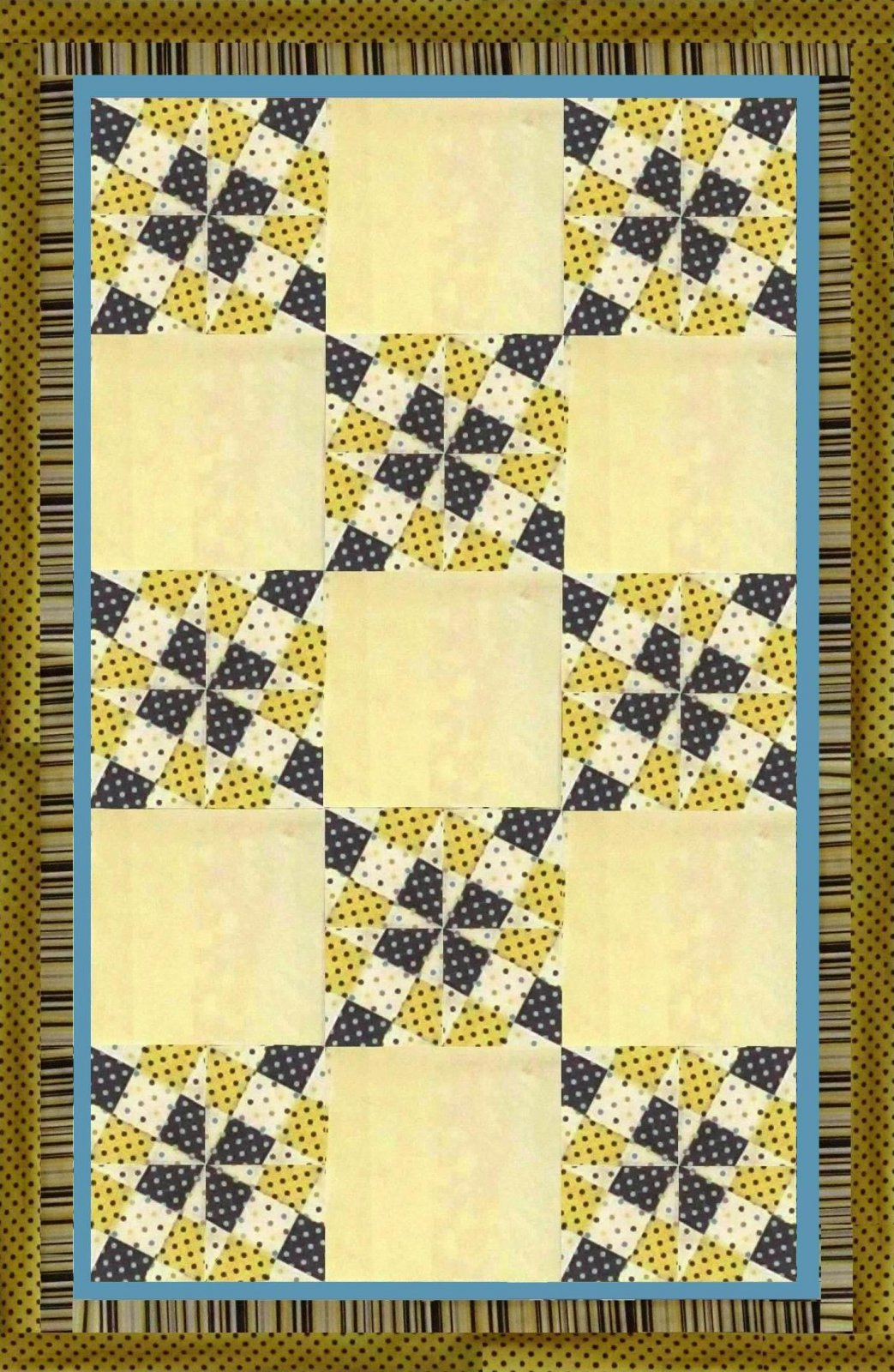 Cottage Garden BasiX Pattern