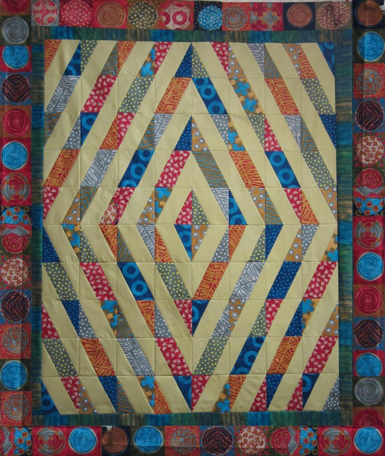 Timbuktu BasiX Pattern