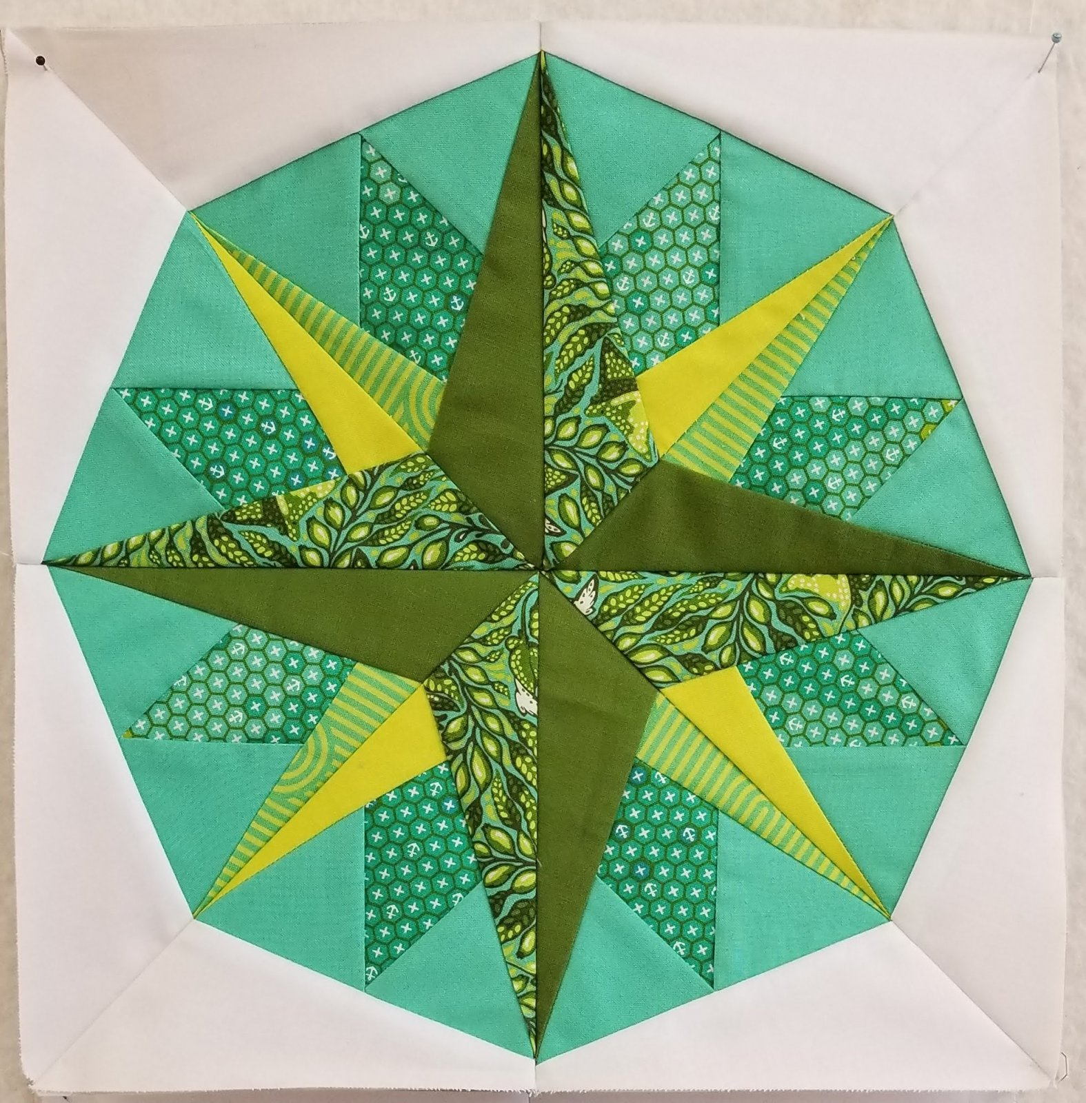Star of the Month Pattern Fee
