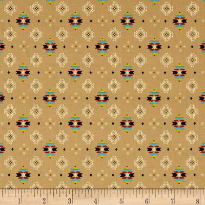 INV POW WOW SMALL AZTEC PRINT TAN