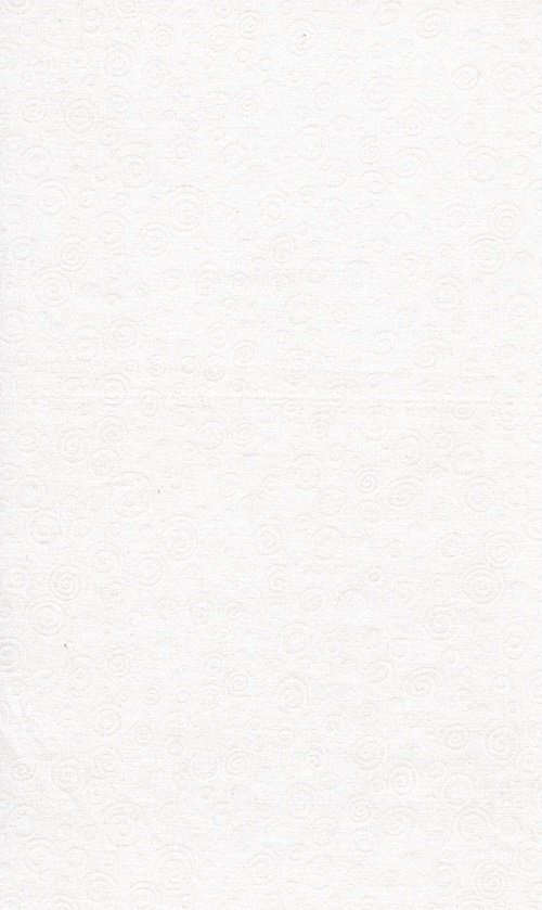 110 Cotton Quilt Back-White-3yds