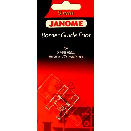 Janome Border Guide Foot