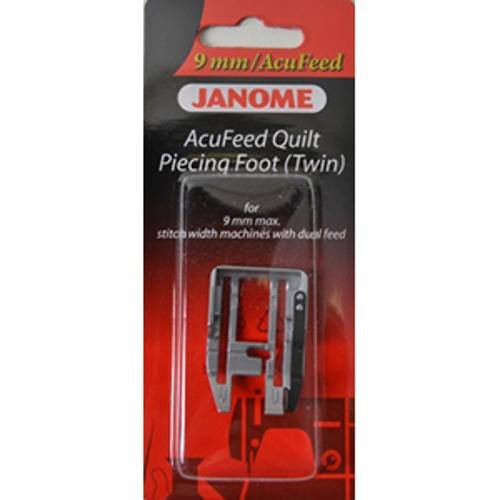 Janome AcuFeed Quilt Piecing Foot 9mm BP