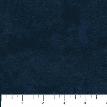 108 Flannel Backing-Navy