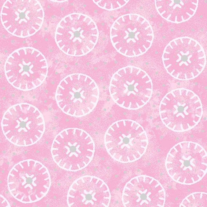 Enchanted - Circles Pink