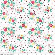 Rose Lane Flower Bed White