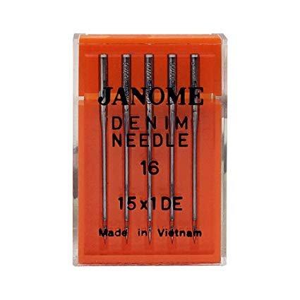 Janome Denim Needles #16