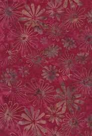 Majestic Batik - Merlot-368