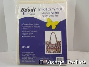 Bosal In R Form Double Sided Adhesive Foam