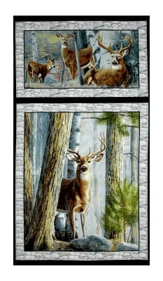 In The Woods Panel 26045-K