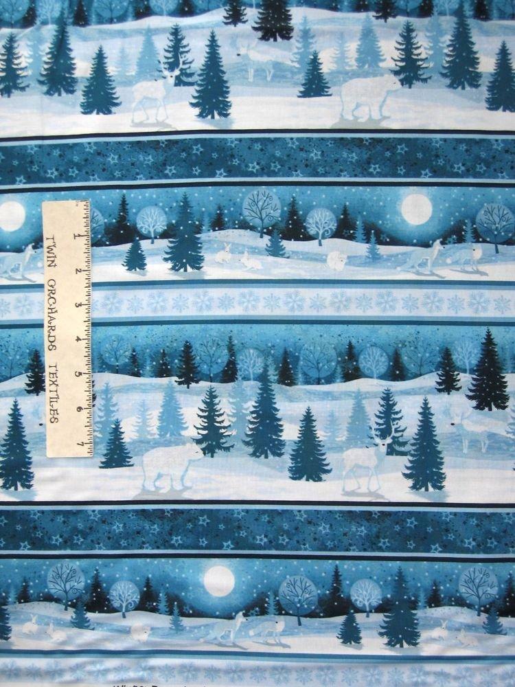 Winter Frost Panel 9692 11