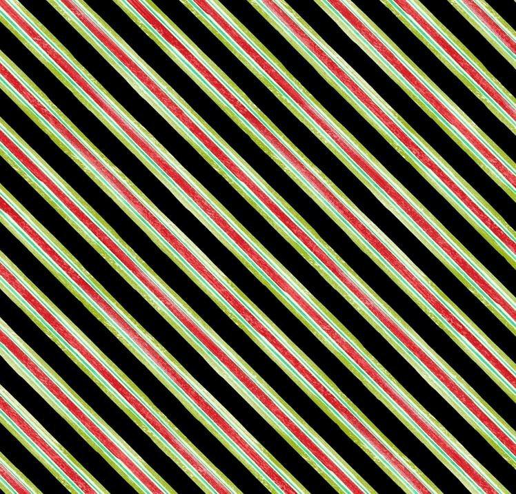 Holly Jolly Stripe 3004 99