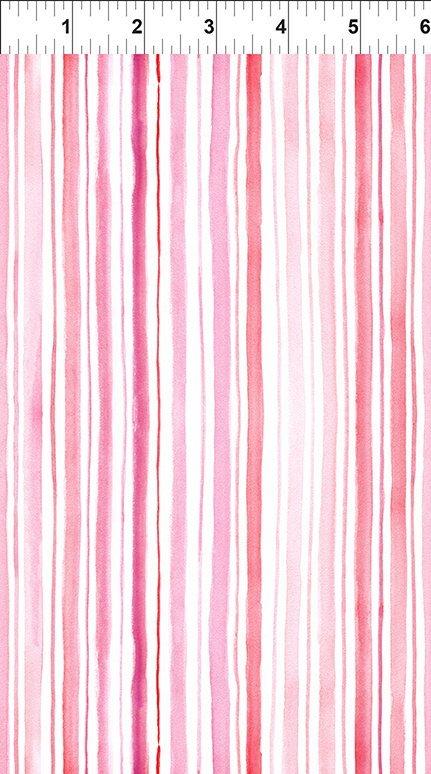 Pretty in Pink Stripe