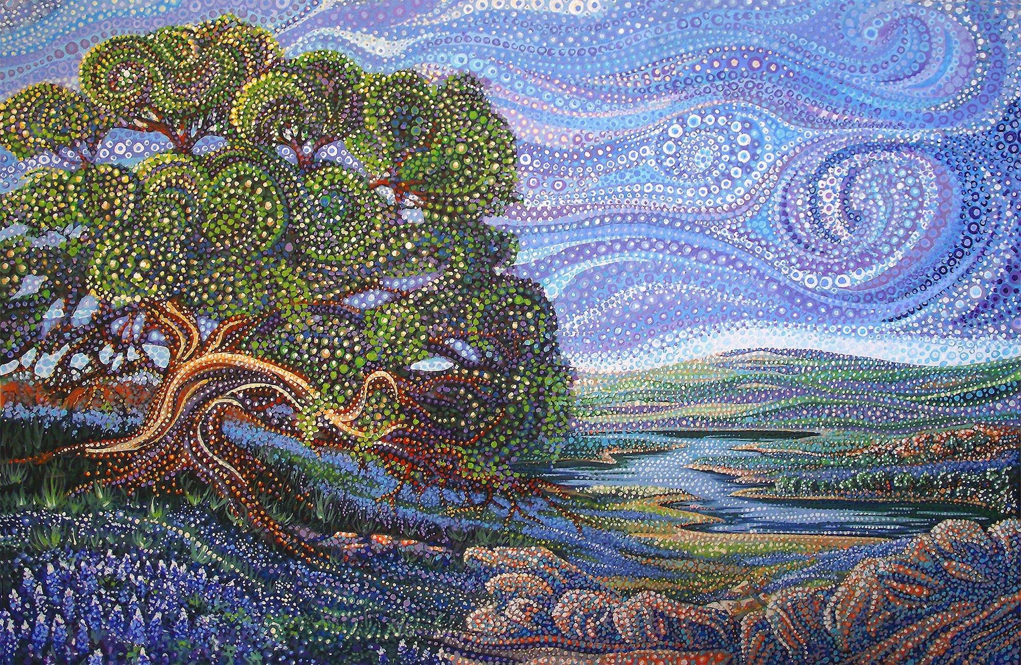 Art. Spirit Dreamscape Dig. Pan
