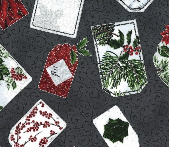 Hoffman 7522 60 Christmas Cotton