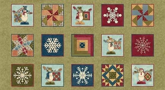 My Precious Quilt Squares 8535 66