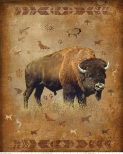 Majestic Outdoors Bison Digital Panel
