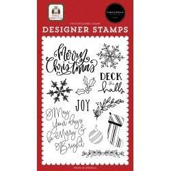 Carta Bella Stamps-Joy