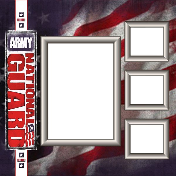 Army National Guard Paper