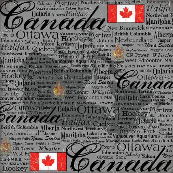 CANADA SCRATCHY