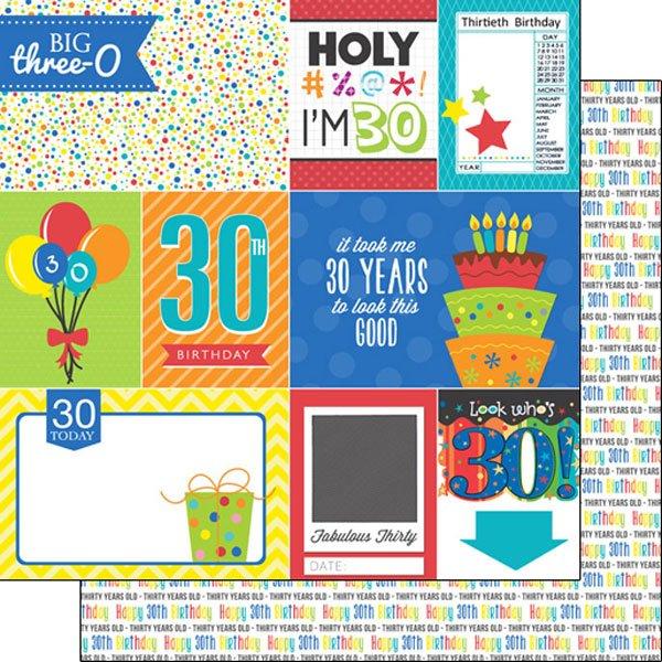 PPR-HAPPY BIRTHDAY 30TH